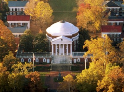 Profiles in Admission: UVA